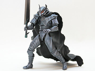 Figma SP-046 Guts Berserk Armour ver. Figure with Comic No.37 F/S EMS Japan