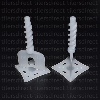 """Base """"-"""" Spacers - Tile Leveling System - Cross Spacer Flooring Lippage Tools"""