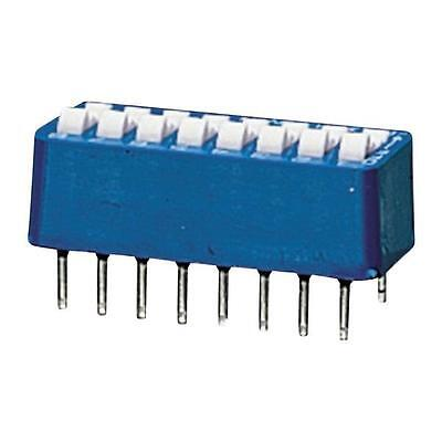 New RadioShack 8-Position DIP Switch # 275-1301