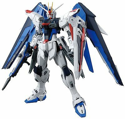 Bandai New 1/100 MG 048831 FREEDOM GUNDAM Ver.2.0 Mobile Suit from Japan Rare