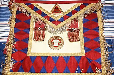 Rare Royal Arch Grand Lodge of NSW & ACT Apron (Free Delivery)