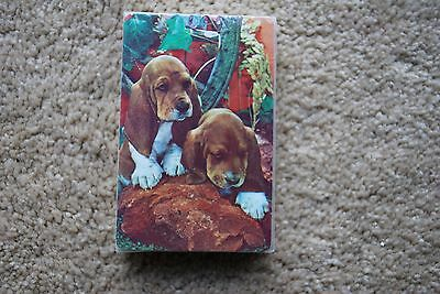 Puppy / Dog Playing Cards Graphica New Sealed