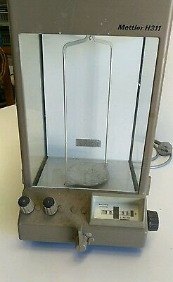 Scales Mettler precision lab scale