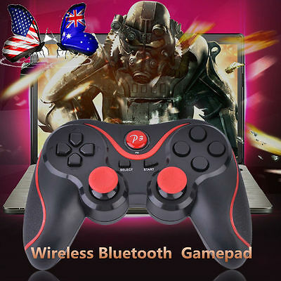1 x New Camouflage Wireless Bluetooth Game Joypad Controller For PS3