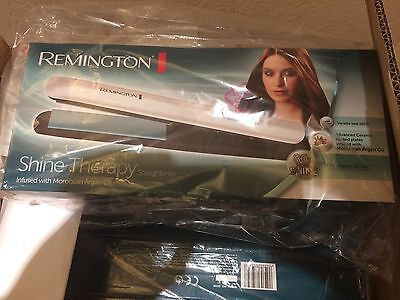 Remington Shine Therapy Hair Straightener S8500