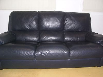 Leather Couches/ Sofa/ Lounges 2 & 3 Seater