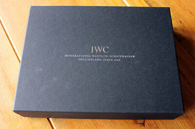 Genuine IWC Watches Games Set Collectible. International Watch Company