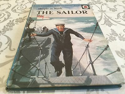 Ladybird People At Work Series The Sailor