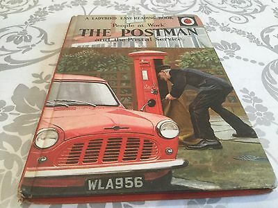 Ladybird People At Work Series The Postman