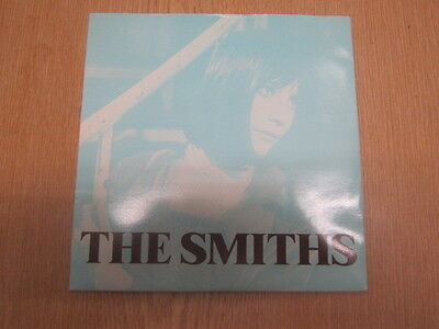 "The Smiths There Is A Light That Never Goes Out 7"" Rare Paper Labels Nm/nm"