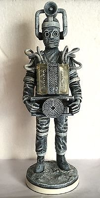 Robert Harrop Doctor Dr Who Cyberman From The Tenth Planet1966 Ltd Edt Of 100