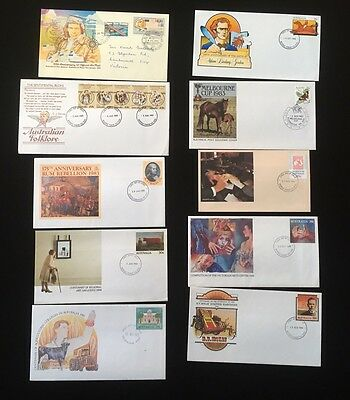 Small Collection Of First Day Covers Lot03