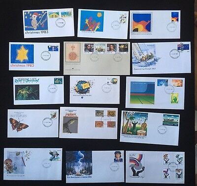 Small Collection Of First Day Covers Lot12