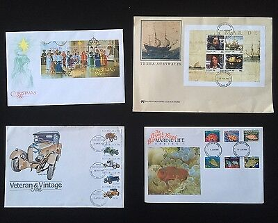 Small Collection Of First Day Covers Lot13