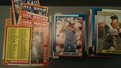 1990 Topps Baseball Cards - 155 in excellent condition