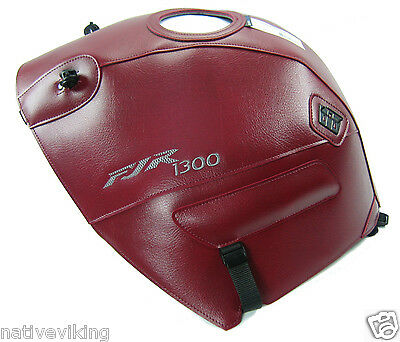 BAGSTER TANK COVER Yamaha FJR1300 2005 red PROTECTOR fast FREE UK postage 1420C