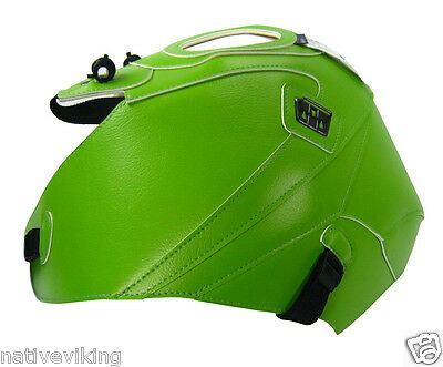 Triumph TIGER 800 2011 BAGSTER TANK COVER PROTECTOR apple green 800 XC new 1620C