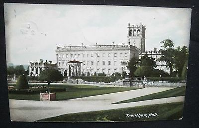 Trentham Hall. Posted 1904