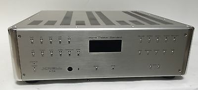 Krell Home Theater Standard Hts 5.1 Silber Silver Surround Processor