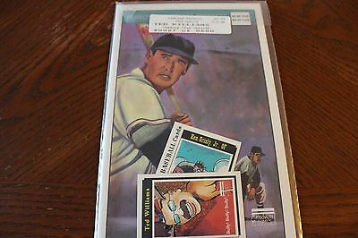 1992 Personality Comics #4 Ted Williams