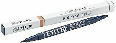 EYLURE brow ink in No 30 Blonde - double ended soft tip brow liner
