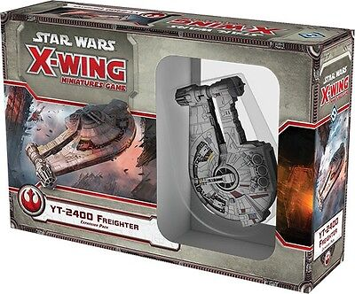 Star Wars X-Wing Miniatures Game - YT-2400 Freighter (No Box)