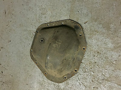 Reynolds Boughton RB44 / Dodge 50 dana axle diff cover plate