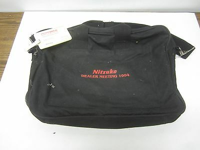 Vintage Nitsuko Carry Bag