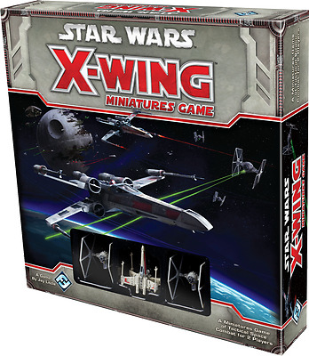 Star Wars X-Wing Miniatures Game - Core Set