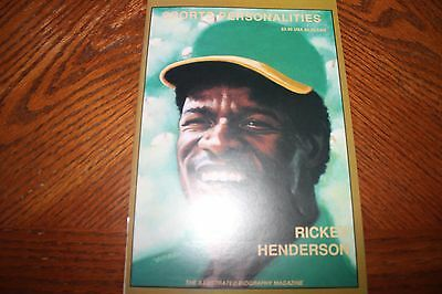 1991 Sept #3 Persoality Comics Ricey Henderson