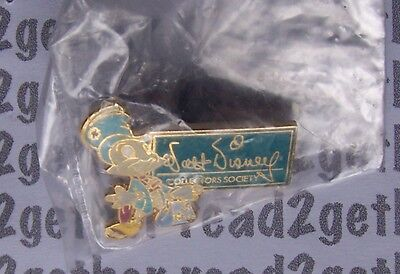 Disney Pin Walt Disney Collector's Society Jiminy Cricket