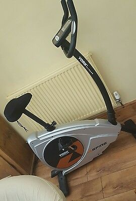 York fitness exercise bike - excellent condition.