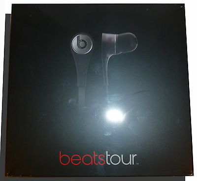 Sealed Beats by Dr. Dre Tour2 In-Ear Only Headphones - Titanium