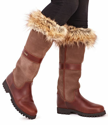 BNWT Luxurious Ladies Fur Boot Cuffs, Wellies Shoes, One Size