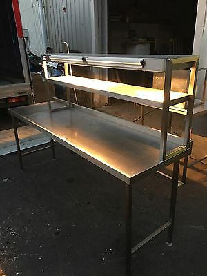 Stainless Steel Commercial Catering Table Work