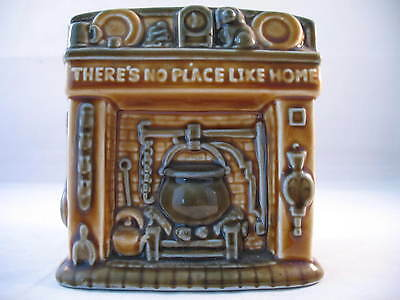Studio Szeiler 'There's No Place Like Home' Fireplace Money Box