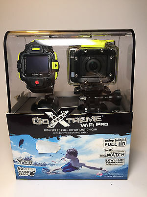 """""""Go Extreme """" Full HD  WiiFi Actioncam Set"""