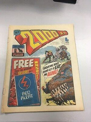 2000Ad Comic Issue 3