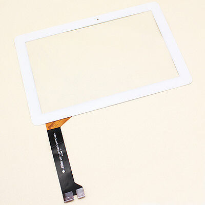 "New ASUS MeMO PAD 10.1"" K01E ME103K Touch Screen Digitizer Glass Lens White"