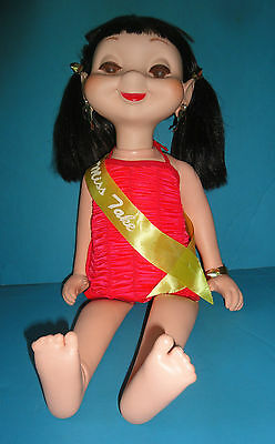 1961 American Character Betty the Beauty Whimsie - HTF doll - Miss Take sash