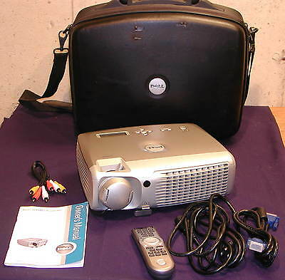 Dell 4100MP  DLP Front Projector Projector