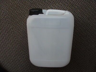 Water Jerry Can - 5 Litre Capacity - Ideal for camping CHEPAC