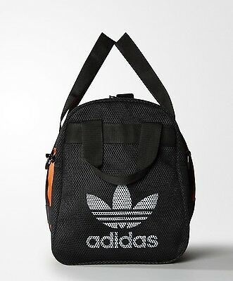 Adidas Teambag Women's Gym Bag Holdall RRP £65 Converts to Duffle Orange