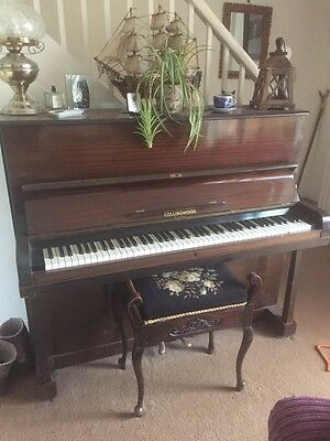 Collingwood Piano And Stool