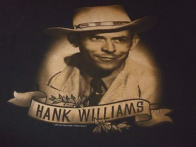 Hank Williams Shirt ( Used Size M ) Very Good Condition!!!