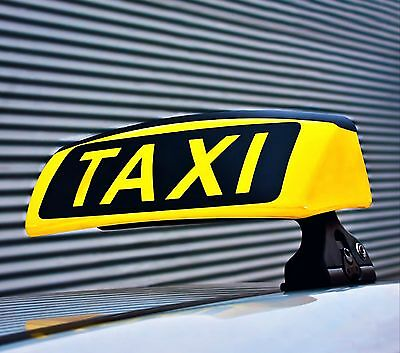 New Patented Mercedes-Benz Led Original Taxi Shield Roof Sign