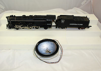 American Flyer - # 314 AW 4-6-2 Pennsylvania Pacific - With Whistle Controller