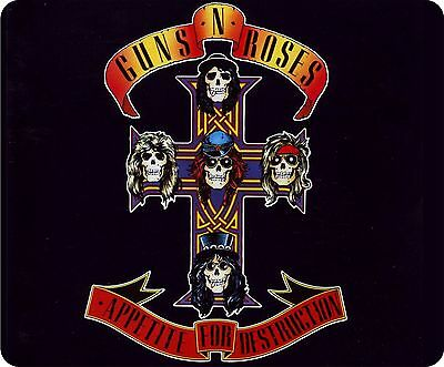 Guns N Roses Appetite For Destruction Mouse Mat