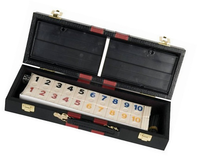 CHH CHH5017 Rummy with Plastic Racks, Deluxe