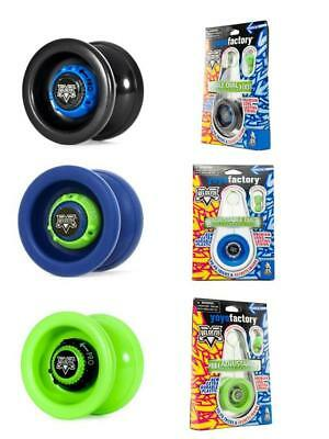 Yoyofactory adjustable Velocity yoyo. Responsive unresponsive beginners and pro